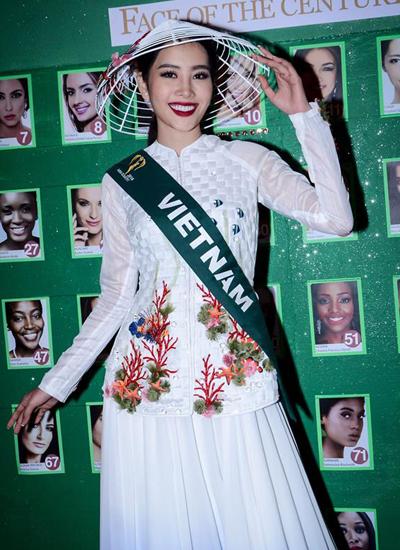 Ngày 24/10, ban tổ chức cuộc thi Hoa hậu Trái đất 2016 công bố kết quả Hoa hậu Ảnh (Miss Photogenic). Nam Em của Việt Nam giành huy chương vàng.
