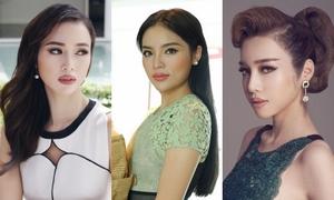 Mỹ nhân Việt đẹp, xấu với mốt vẽ môi dày