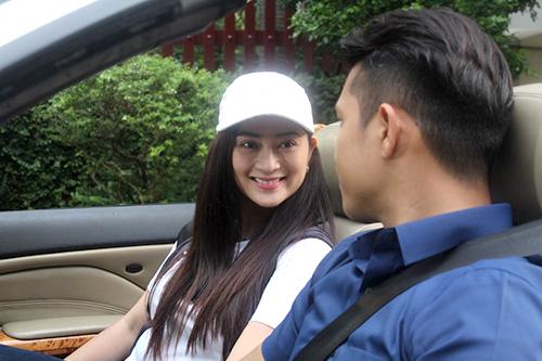 Thanh Trúc - bạn gái cũ của nam diễn viên Khương Ngọc