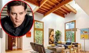 Bên trong ngôi nhà 3 triệu USD của 'Người Nhện' Tobey Maguire