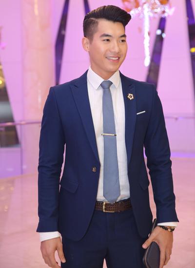 Diễn viên - người mẫu Trương Nam Thành