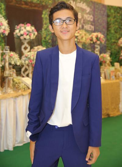 Diễn viên nhí Thịnh Vinh từng đóng chung với Khánh Hiền trong