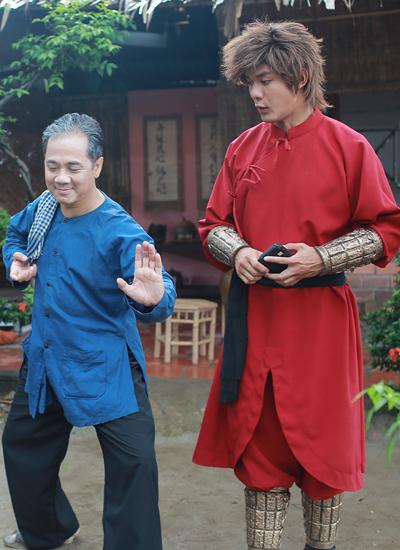 Diễn vai Lục Vân Tiên là Andy Long, diễn viên gốc Việt từng đóng thế cho Thành Long và đảm nhận vai phụ trong một số phim của tài tử người Trung Quốc.