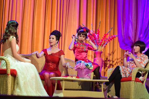 Vai diễn của Trịnh Kim Chi