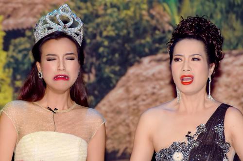 Á hậu Hoàng Oanh vào vai