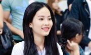 Chị sinh đôi của Hoa khôi Nam Em đi casting người mẫu