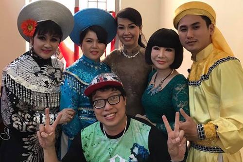Nghệ sĩ Thanh Kim Huệ (