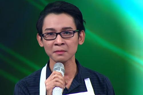 Thí sinh Duy Thuận.