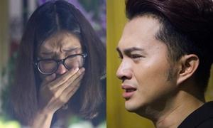 Nghệ sĩ khóc nghẹn trước di ảnh NSƯT Quang Lý