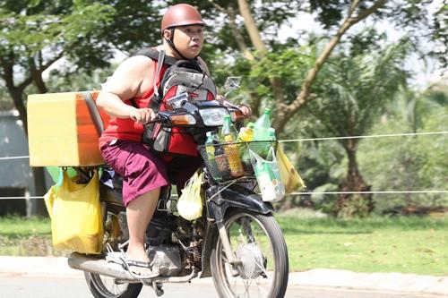 Đạo diễn Việt Anh cho biết Minh Bảo có một phân cảnh trong phim, nhưng khi dựng