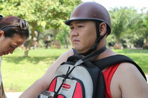 Theo nhà sản xuất, đây là vai diễn điện ảnh cuối cùng của Minh Béo trước khi anh bị bắt vì tội ấu dâm ở Mỹ vào tháng 3 năm nay