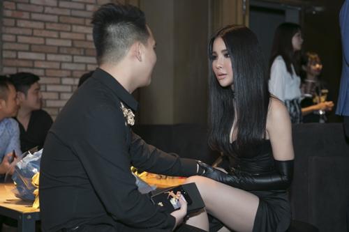 Diệp Lâm Anh được bạn trai