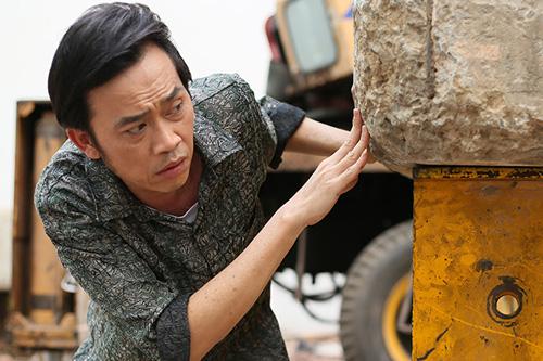 Trong phim hài chiếu Tết do Nghệ sĩ Nhân dân Trần Ngọc Giàu đạo diễn, Hoài Linh đóng vai