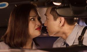 Miu Lê cắn chồng Lê Thúy trong phim làm lại 'ATM' của Thái