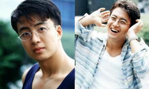 Ngoại hình gây thương nhớ của Bae Yong Joon 20 năm trước