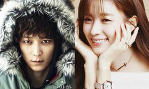 Kang Dong Won yêu 'Mỹ nhân cười đẹp nhất Hàn Quốc' trên màn bạc
