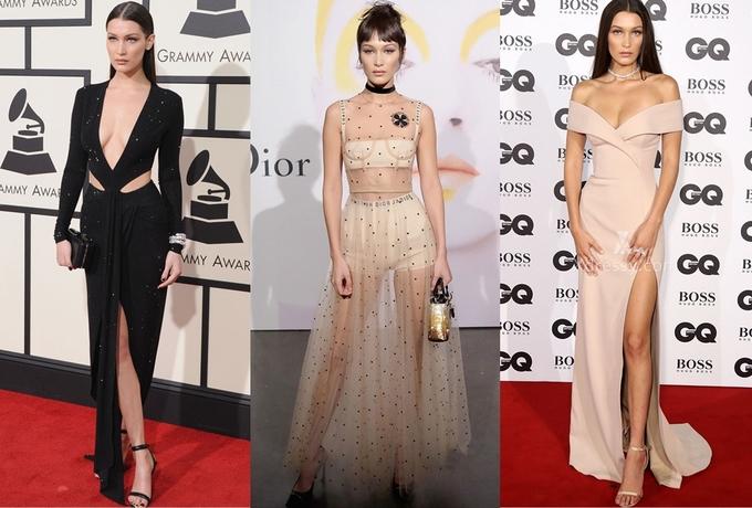 10 mỹ nhân mặc đẹp nhất thế giới 2016