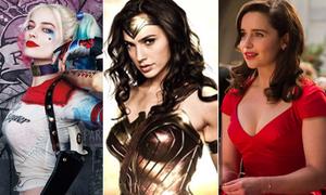 10 nữ diễn viên sáng giá nhất màn bạc năm 2016