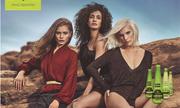 Những mẫu tóc nhuộm cá tính từ ba thương hiệu lớn