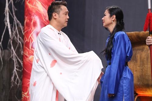 Trong vai người đàn ông hối lỗi, Lý Hùng