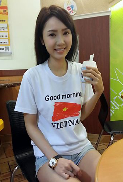 Helen Thanh Đào được khán giả trong nước biết đến qua các phim truyền hình, trong đó có phim Đô la trắng của đạo diễn Trần Cảnh Đôn.