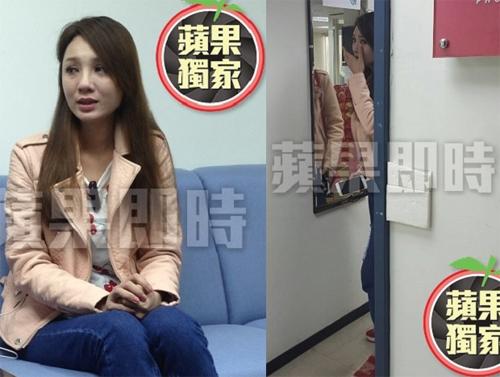 Theo Appledaily, Helen Thanh Đào trốn, khóc trong nhà vệ sinh ở văn phòng công ty quản lý. Sau đó cô quyết định nhận trả lời phỏng vấn để kể những điều giấu kín.