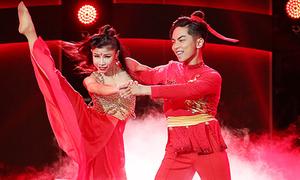 Khánh Thi đưa hit 'Lạc trôi' của Sơn Tùng M-TP vào bài nhảy