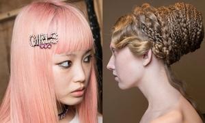 6 kiểu tóc lên ngôi ở Xuân Hè 2017