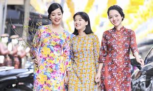 Nhan sắc hai con gái của diễn viên Chiều Xuân