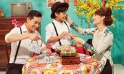 Diễm My 9x, Hứa Vĩ Văn hóa đôi vợ chồng đón Tết xưa