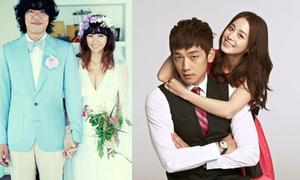 6 đám cưới giản dị, kín đáo được ngưỡng mộ của sao Hàn