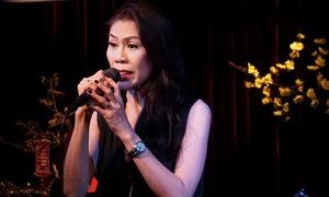 Ca sĩ Khánh Du về nước biểu diễn sau khi phẫu thuật van tim