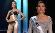 Lệ Hằng khoe hình thể ở bán kết Miss Universe 2016