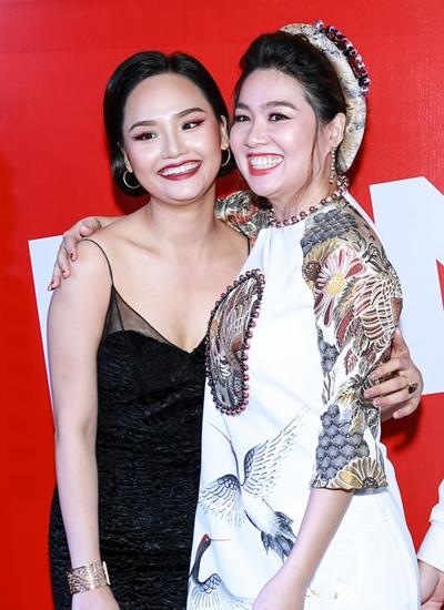 Nữ diễn viên dành nhiều lời khen cho Miu Lê