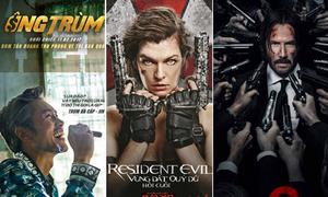 15 phim ra rạp Việt tháng 2