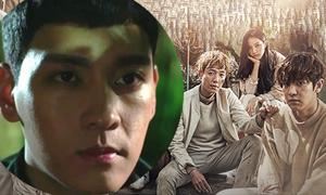 Phim về thần tượng giết người liên hoàn gây sửng sốt màn ảnh Hàn