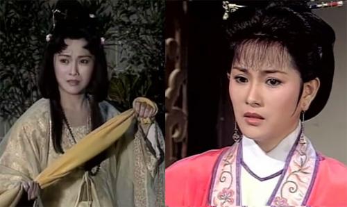 Khâu Vu Đình tên thật là Khâu Phụng Hoa, sinh năm 1958, là người mẫu, ca sĩ kiêm diễn viên nổi tiếng của Đài Loan.  Cô từng đóng nhiều vai trong Bao Thanh Thiên 1993 như Trương Ngân Hoa trong Song đinh ký, Kim Ngọc Nương trong Trảm Bàng Dục, Thủy Tiên trong Đình báo ân, Thẩm Nhu trong Uyên ương hồ điệp mộng, Hiểu Liên và Kim Mẫu Đơn trong Mỹ nhân ngư. Ngoài Bao Thanh Thiên, Khâu Vu Đình nổi tiếng với Ngọc điệp, Đó là mẹ tôi, Túy quyền, Nghĩa tình vô giá, Thiết hán nhu tình, Xuân hồi...