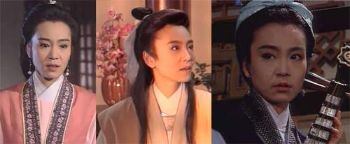 Lưu Tuyết Hoa là một trong số những gương mặt gắn liền với series phim Bao Thanh Thiên. Nữ diễn viên vào vai Tần Hương Liên trong phần Vụ án Trần Thế Mỹ, Hoắc Thu Nương trong Thu Nương và Tần Băng Cơ trong Ba hồi trống. Khi đóng Bao Công, Lưu Tuyết Hoa đã là ngọc nữ nổi tiếng làng giải trí với các vai nữ chính trong phim Quỳnh Dao như Nàng dâu câm, Ba đóa hoa, Tuyết Kha, Yên vũ mênh mông. Ảnh: Các vai diễn của Lưu Tuyết Hoa trong Bao Thanh Thiên 1993.