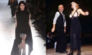 Mẫu nam lộ bộ phận nhạy cảm gây sốc nhất lịch sử tuần thời trang