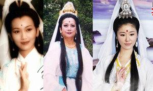 10 diễn viên Hoa ngữ ghi dấu ấn với vai Phật bà Quan âm