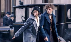Thời trang thập niên 1920 trong phim tiền truyện 'Harry Potter'
