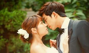 Thử tài nhìn cảnh hôn nổi tiếng đoán tên phim Hàn
