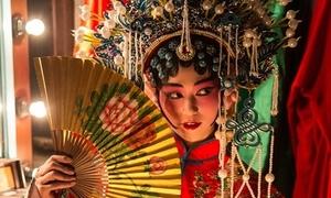 Khánh My hóa minh tinh diễn Kinh kịch trong phim mới