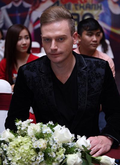Ca sĩ Kyo York góp mặt tại sự kiện. Ai sẽ thành sao là game show tìm kiếm tài năng âm nhạc Việt với giải thưởng lên tới hơn một tỷ đồng.