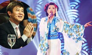 Thái Châu 'đứng hình' trước giọng hát của Phương Trinh Jolie