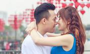 Trấn Thành ôm hôn vợ Hari Won trong MV
