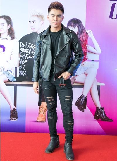 Will, cựu thành viên nhóm nhạc 365, vào vai một hot boy bóng rổ