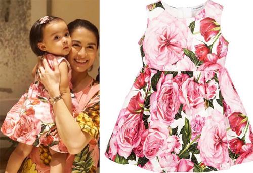 Chiếc váy của Dolce & Gabbana