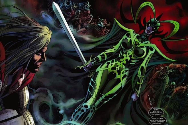 'Thor 3' gây bàn tán vì nhân vật khác xa nguyên tác