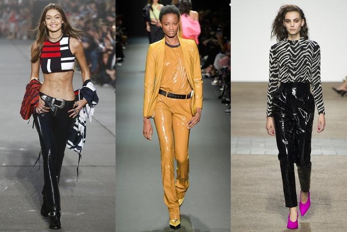 7 cách phối quần da bóng kén người mặc
